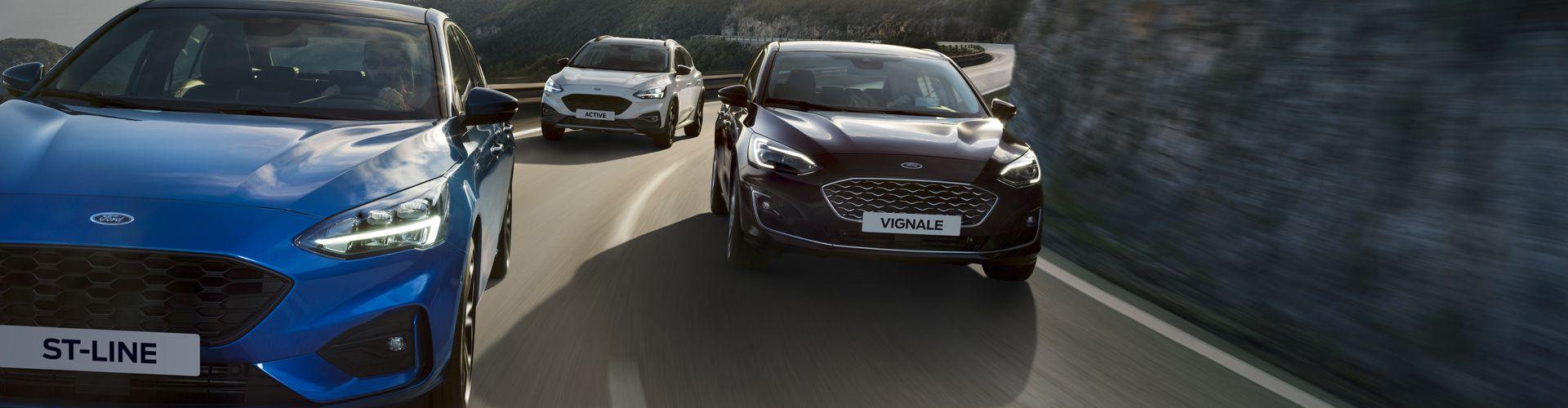 Ford Focus St Line, Vignale, Active - Αφοί Λιάπη