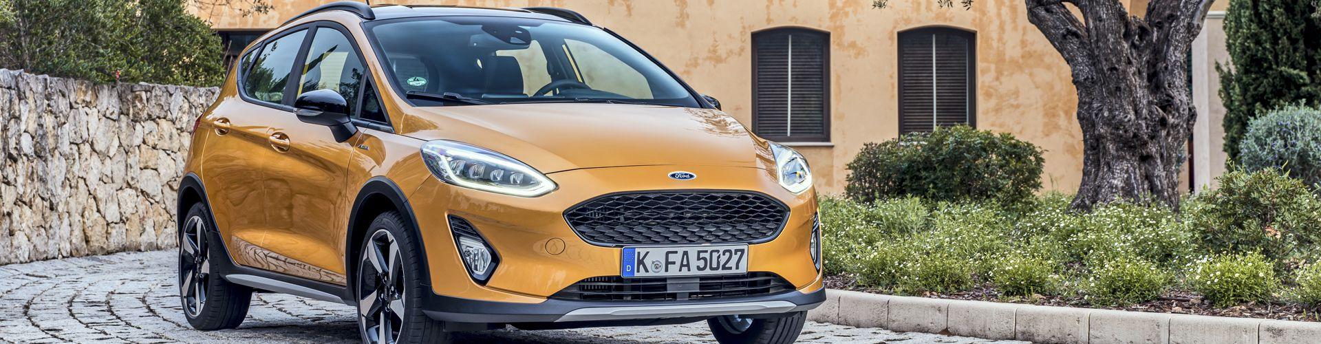 Ford Fiesta Active X - Liapis Bros