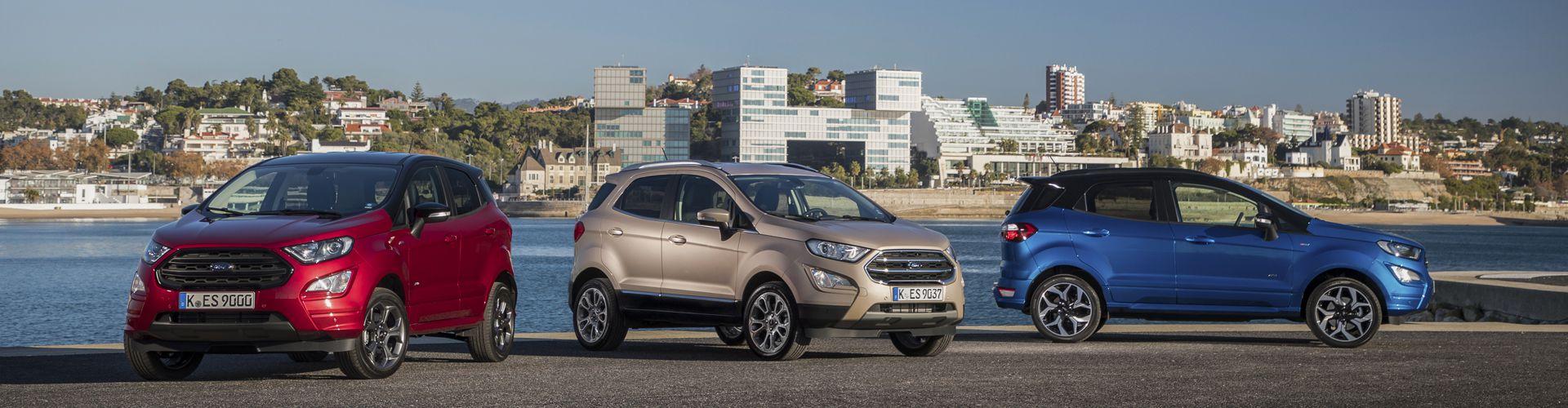 Ford Ecosport - Liapis Cars Bros