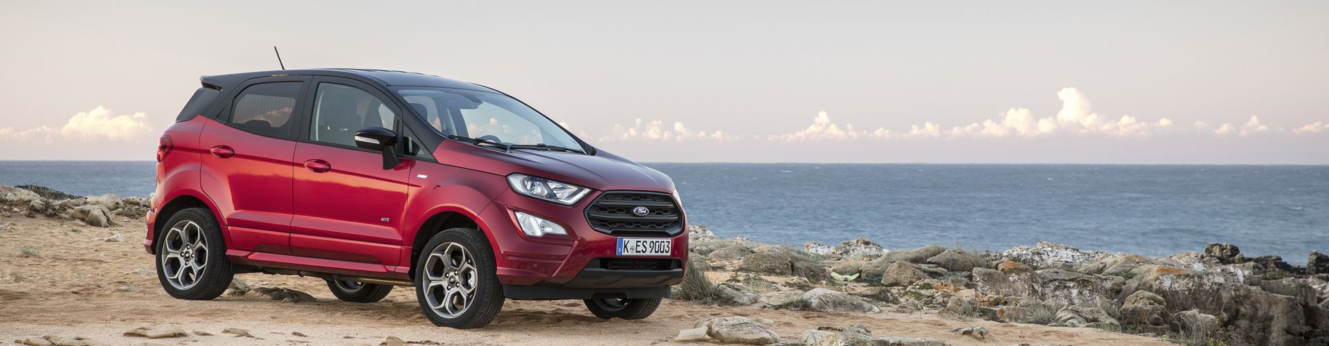 Ford Ecosport - Α. Λιάπης Αντιπροσωπεία