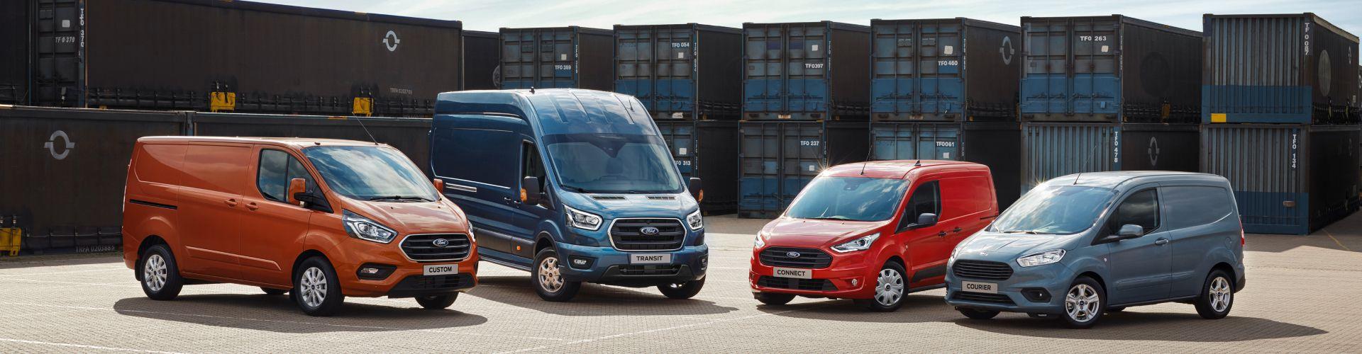 Ford Transit - Liapis Bros