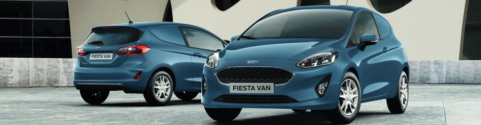 Ford Fiesta Van - Liapis Bros