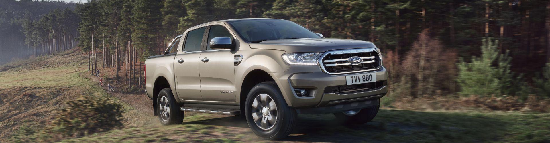 Ford Ranger - A. Λιάπης Αντιπροσωπεία