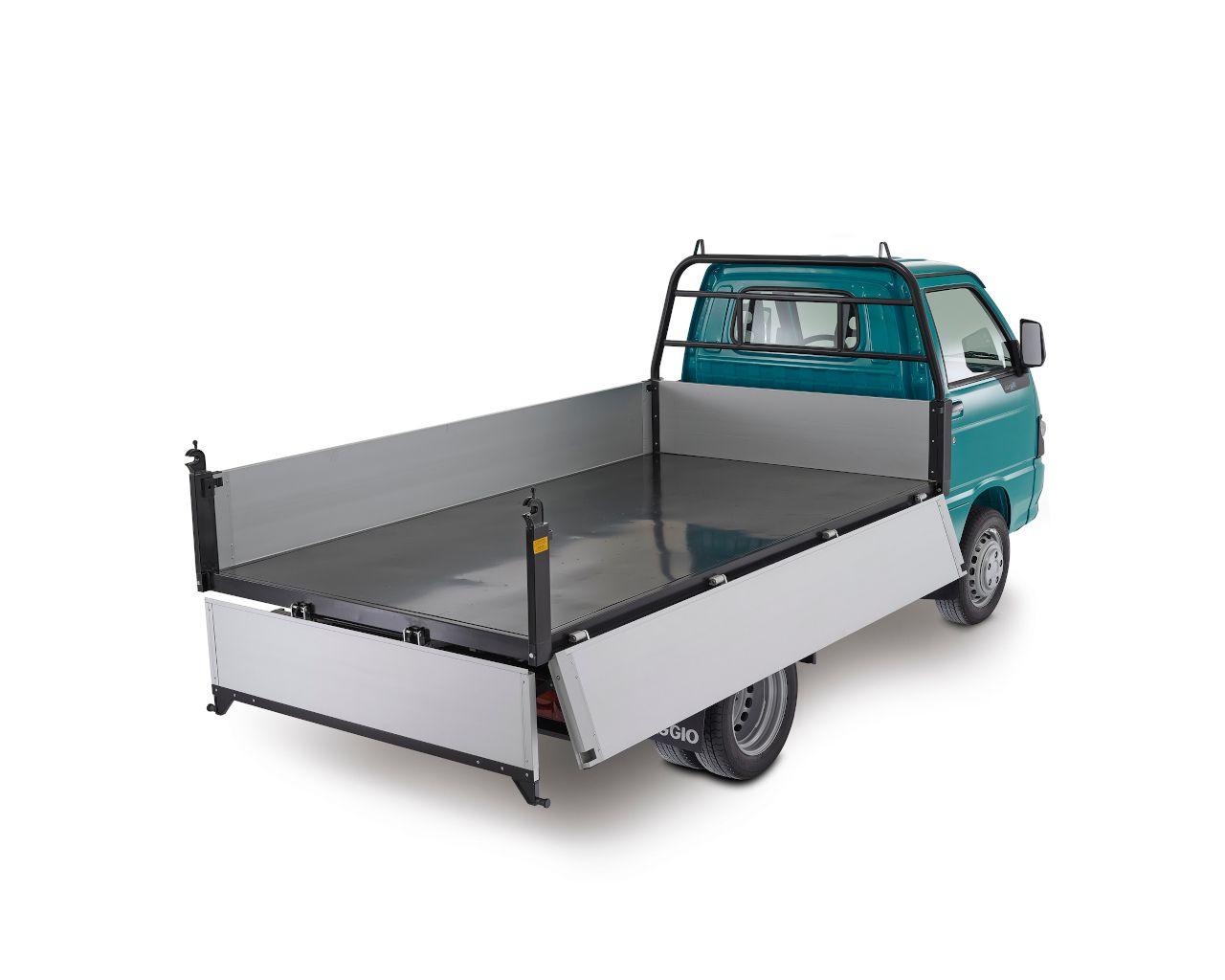 Piaggio Porter Tipper Bed - Liapis Bros Cars