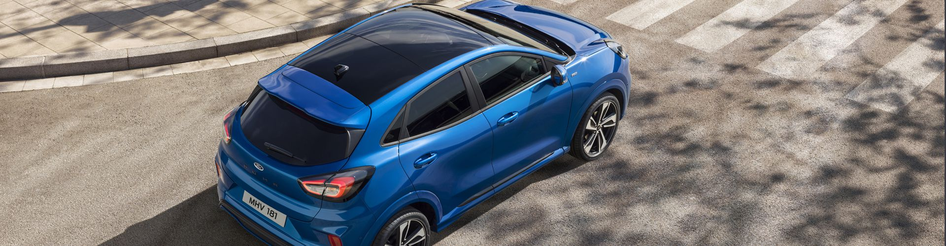 Ford Puma - A. Αντιπροσωπεία Λιάπη