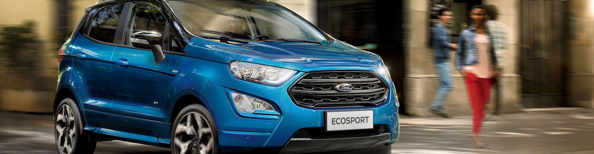 Ford Ecosport ST Line - Α. Λιάπης Αντιπροσωπεία