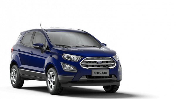 Ford Ecosport at Ford Liapis Car Dealership in Athens Greece