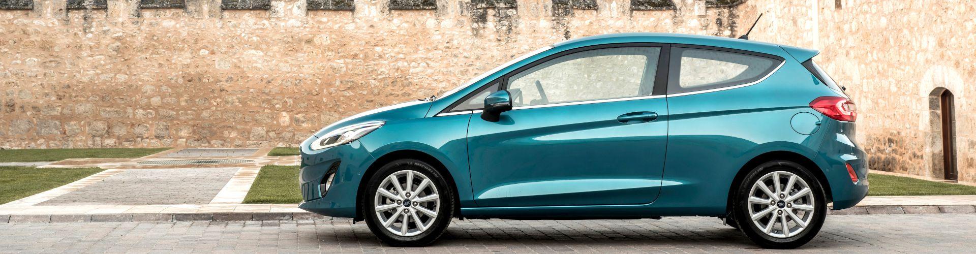 Ford Fiesta Titanium - Α. Λιάπης Αντιπροσωπεία