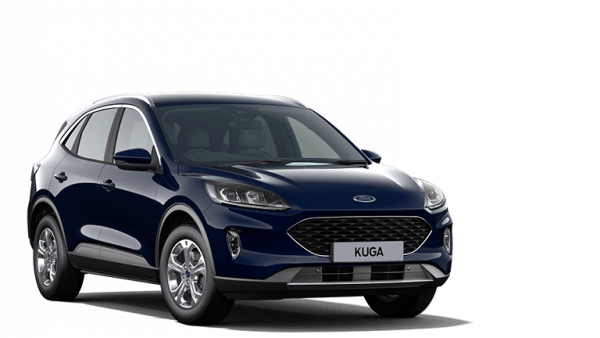 Ford Kuga at Ford Liapis Car Dealership in Athens Greece