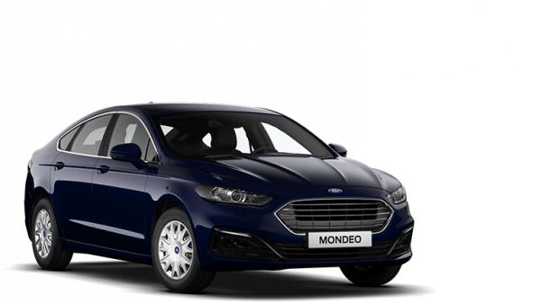 Ford Mondeo at Ford Liapis Car Dealership in Athens Greece