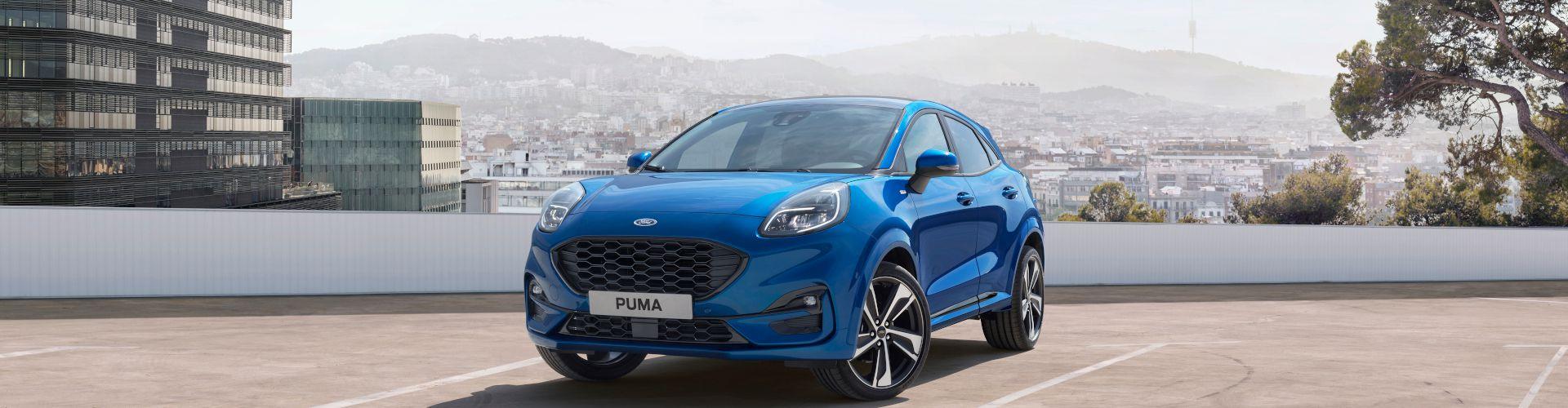 Ford Puma ST Line - Α. Λιάπης Αντιπροσωπεία