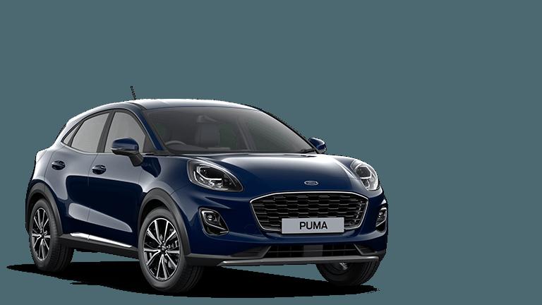 Ford Puma ST Line X- Liapis Bros