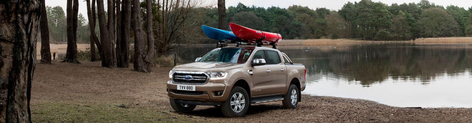 Ford Ranger Limited - Α. Λιάπης Αντιπροσωπεία