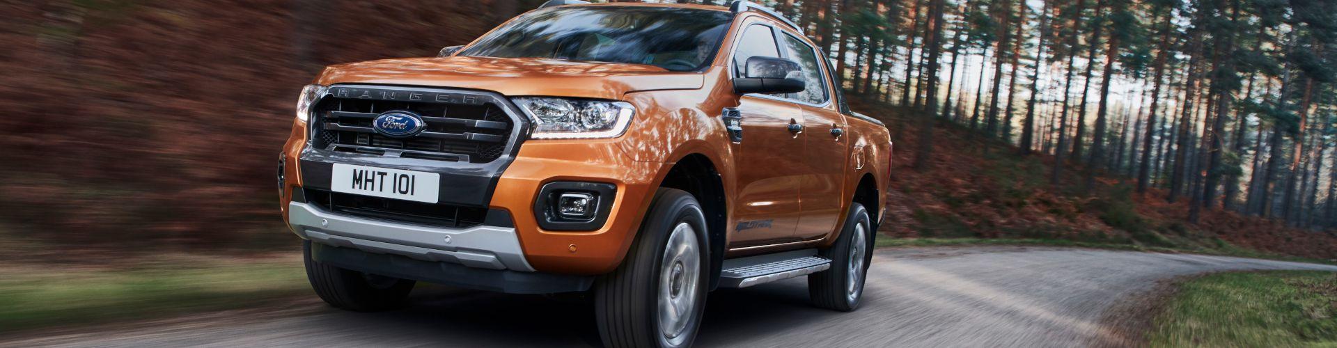 Ford Ranger Wildtrack - Α. Λιάπης Αντιπροσωπεία