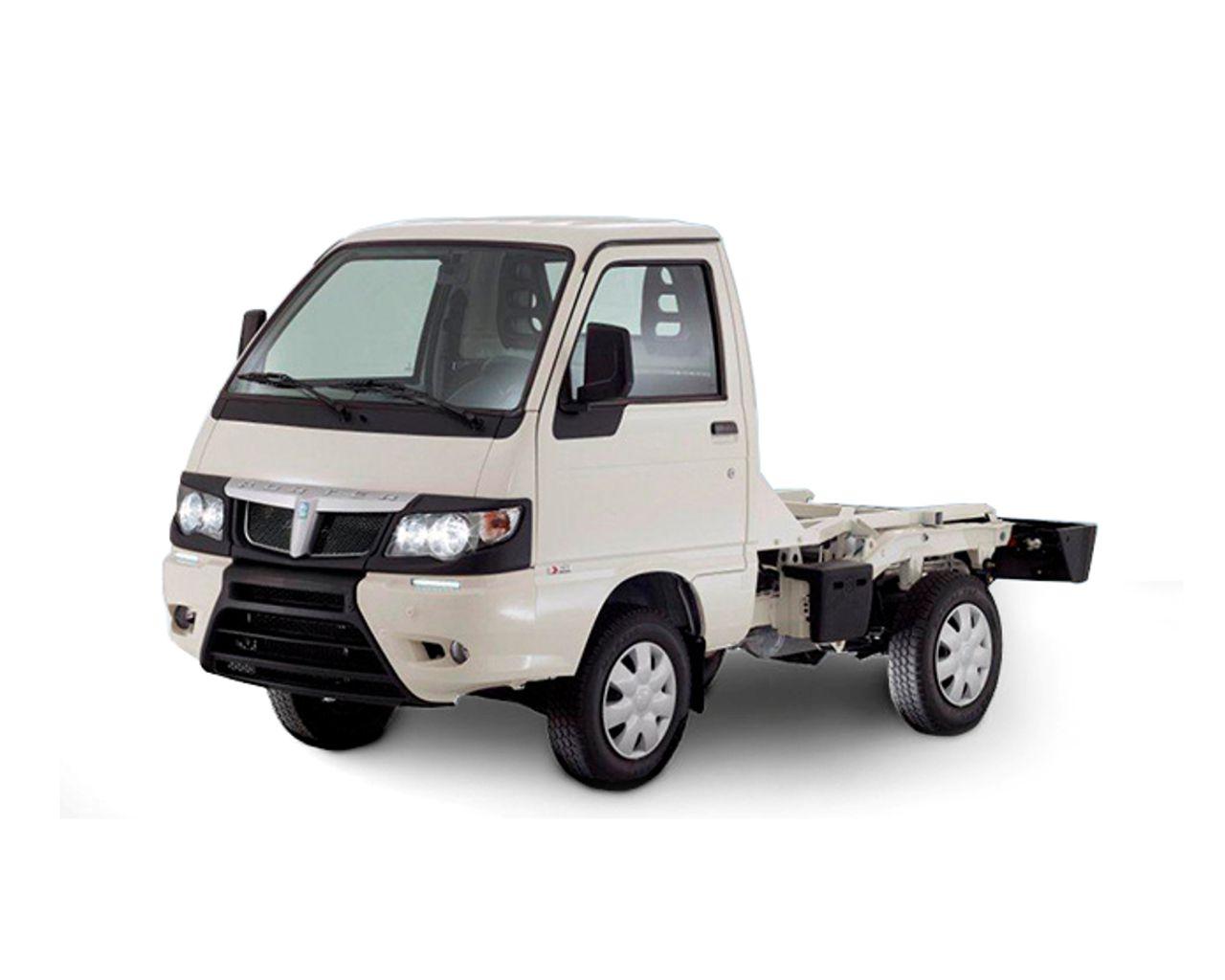 Piaggio Porter Ηλεκτρικό Chassis- Α. Λιάπης Αντιπροσωπεία